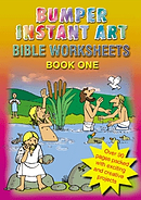 Bumper Instant Art: Bible Worksheets 1