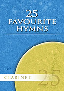 25 Favourite Hymns Clarinet