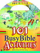 101 Busy Bible Activities
