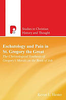 Eschatology And Pain In St Gregory The G