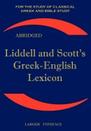 Liddell and Scott's Greek-English Lexicon