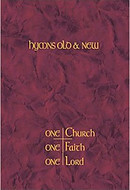 One Church, One Faith, One Lord: Large Print Words Edition