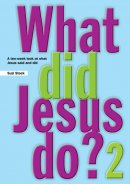 What Did Jesus Do 2 Pb