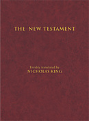 New Testament Presentation Edition : Burgundy, Leatherette