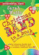 Christmas Band in a Book - Instrument Parts 10-pack