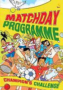 Matchday Programme - Activity Book for Champion's Challenge