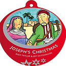 Joseph's Christmas Bauble Book