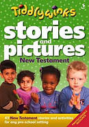 Tiddlywinks Stories And Pictures: New Testament