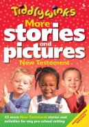More Stories & Pictures New Testament (Red)