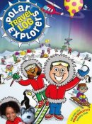 Polar Explorers Travel Log Activity Book for 5-8's