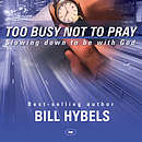 Too busy not to pray Audio CD