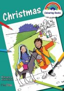 Christmas - Rainbow Colouring Books
