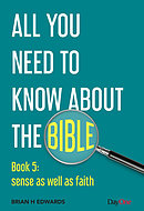 All you need to know about the Bible Book 5