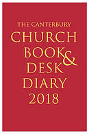 The Canterbury Church Book & Desk Diary 2018 Hardback Edition