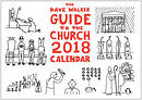 The Dave Walker Guide to the Church 2018 Calendar