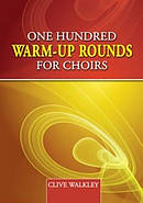 One Hundred Warm Up Rounds For Choirs Pb