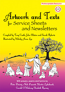 Artwork and Texts for Service Sheets and Newsletters