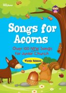 Songs For Acorns Words Edition