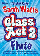 Class Act 2 Flute - Teacher