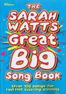 The Sarah Watts Great Big Song Book - Words Edition