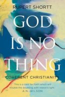 God is No Thing