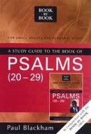 Psalms 20-29: The Sufferings and Glory of Christ