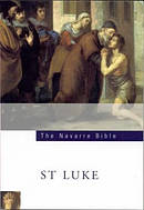 RSV Catholic Navarre Bible : St Luke : Paperback
