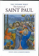 RSV Catholic  Navarre Bible : The Letters of St Paul Omnibus edition : Hardback