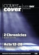 Cover to Cover Every Day May June 2013