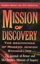Mission of Discovery: Journal of M'Cheyne and Bonar's Mission of Inquiry