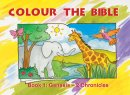 Colour the Bible Book 1