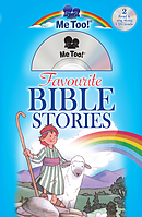 Me Too Favourite Bible Stories Book And 2 Audio CD Set
