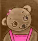 Tiny Bear Bible Pink