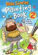 Bible Stories Painting Book 2