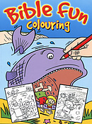 Bible Fun Colouring Book Jonah