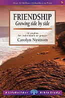Lifebuilder Bible Study: Friendship
