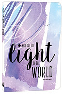 You Are The Light Of The World Journal