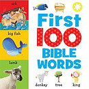 First 100 Bible Words Board Book