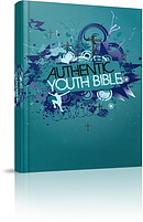 ERV Youth Bible: Teal