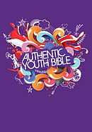 ERV Youth Bible: Purple
