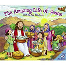 The Amazing Life Of Jesus