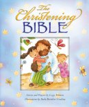 The Christening Bible (Blue)