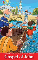ICB International Children's Bible Gospel of John