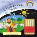 My Bible Chalkboard Book: Stories from the New Testament (Incl. Chalk)