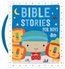 Bible Stories for Boys (Blue)