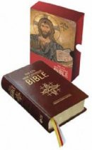 The Catholic Truth Society New Catholic Bible: Brown, Bonded leather