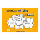 Books of the Bible Colouring Book