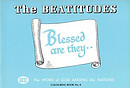 Beatitudes Colouring Book