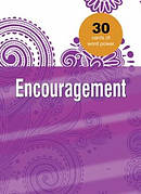 Word Power Cards: Encouragement