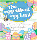The Eggcellent Egg Hunt - Pack of 25